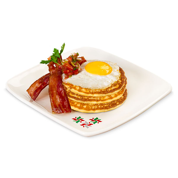 Hot cakes supremos La Gorda